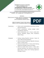 SK TENTANG PENGGUNAAN DINDING PKM.docx