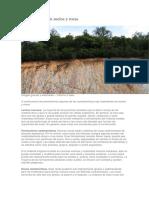 Características de Suelos y Rocas
