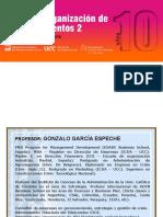 Gestión y Organización de Emprendimientos II 2017