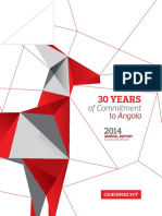 2014 Odebrecht Sustainability Report