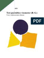 Test guestaltico visiomotor - Lauretta Bender.pdf