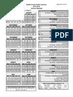 bcps school calendar 17-18