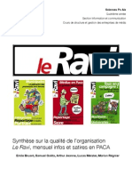 synthese-le ravi