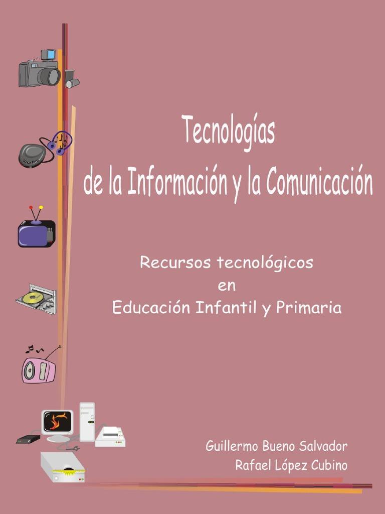 Recursos Tecnológicos en Educación Infantil y Primaria 6133dbf1849