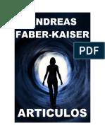 Faber Kaiser Andreas - Artículos