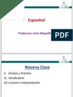Espanhol Nivelamento - Aula 09.pdf