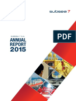2015 Subsea 7 Annual Report