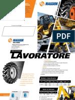 Folder Lavoratore 2014