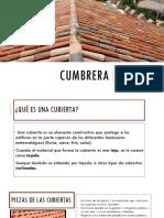 CUMBRERA (Arquitectura)
