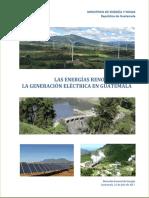 Energías Renovables en Guatemala