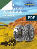 Pneus Goodyear - Aplicação Industrial Agrícola