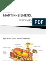 Horno Martin Siemens