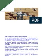 Inspeccion de Lineas Eléctricas Con Drones