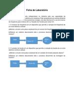 Ficha Laboratorial de Acionamento Electrico