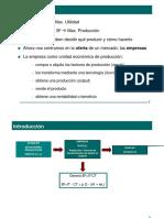 Produccion. Economia Siglo 21