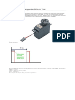 Kendali Motor Servo Menggunakan PWM