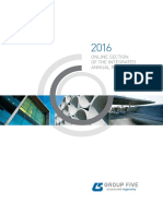 2016 Group Five Annual Report