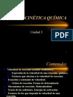 CinéticaQuímica