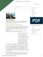 Definición de Arquitectónico » Concepto en Definición ABC