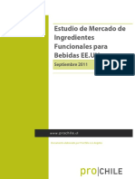 Estudio Mercado INGREDIENTES FUCIONALES PARA BEBIDAS EEUU PROCHILE.pdf