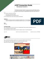 TwinCAT2 -EtherCATConnection Guide