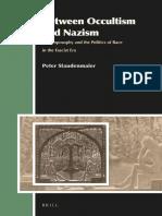 Staudenmaier Peter - Between Occultism and Nazism