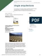 Epistemologia Arquitectura_ El Adobe, Ventajas y Características Térmicas