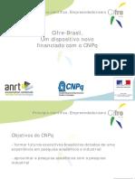 Dispositivo CIFRE Brasil