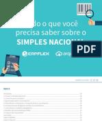 E-book SIMPLES Nacional
