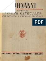 Essential Finger Exercises (Dohnányi, Ernő).pdf