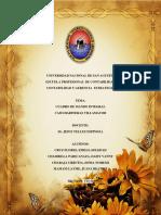 Perspectiva Financiera de Harineras Villamayor