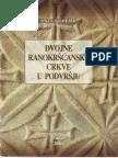 A. Uglešić - Dvojne ranokršćanske crkve u Podvršju