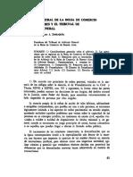 Regimen Arbitral de La Bolsa de Comercio de Buenos Aires y El Tribunal de Arbitraje General