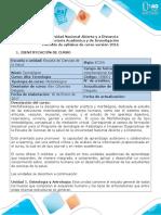Syllabus Del Curso Morfofisiologia