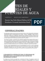 FUENTES DE MATERIALES Y FUENTES DE AGUA.pptx