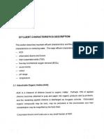 Kraft Mill Wastewater Characteristics