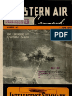 WWII 10th Air Force Report