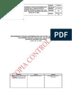 P-sa-63 Procedimiento Tecnico Coliformes Totales y e. Coli en Agua v1