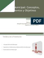 Concepto de Derecho Municipal[1]
