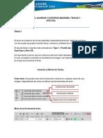 Sesion_ Texto en Photoshop