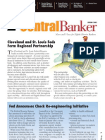 Central Banker - Spring 2003
