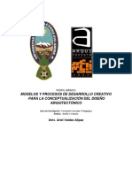 Modelos y Procesos de Desarrollo Creativo