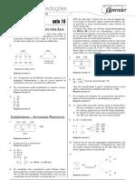 Biologia - Caderno de Resoluções - Apostila Volume 4 - Pré-Universitário - Biologia4 - Aula16