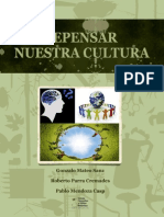 Repensar Nuestra Cultura - Gonzalo Mateo Sanz