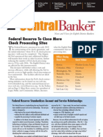 Central Banker - Fall 2004
