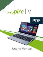 Boot menu acer aspire v5-122p