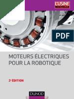 Moteurs Electriques Pour La Robotique