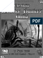 d20 E.N. Publishing E.N. Guild - Monster Hunters' Guild.pdf