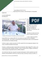 Justiça condena Estado a indenizar prefeito em R$ 376,3 mil