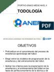 Tecnico Deportivo Grado Medio Nivel 2 Metodologia